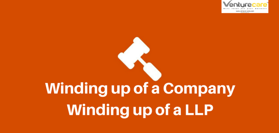 winding up a limited company