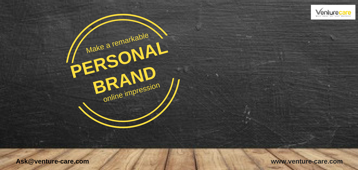 Make a remarkable online impression with Personal Branding