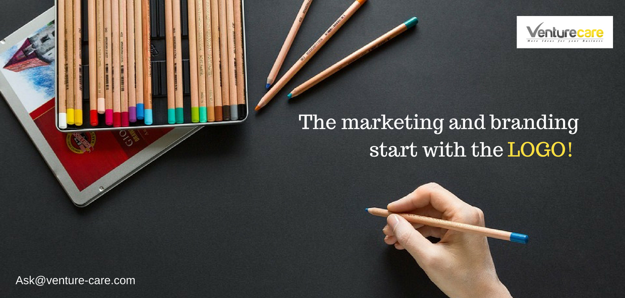The Marketing and Branding Start with the LOGO!