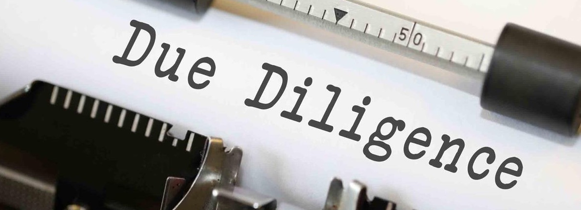 Due Diligence-Process of Evaluating a Business Before Making a Decision to Purchase