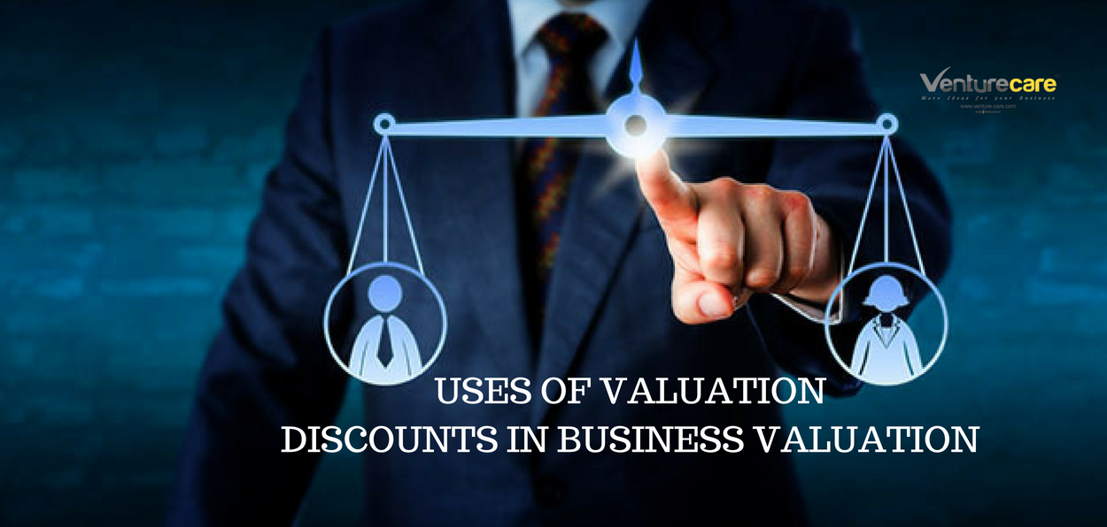 USES OF VALUATION DISCOUNTS IN BUSINESS VALUATION
